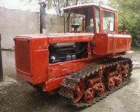 Запчасти и комплектующие на трактор ДТ 75