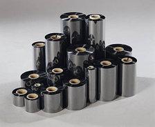 Красящая лента 2300 Wax Black 64мм/74м