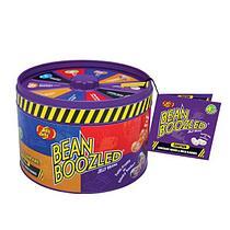 "Драже жевательное ""Ассорти Bean Boozled"" 4-я ВЕРСИЯ ж/б с вращ.диском 95грх8шт /Jelly Belly/"