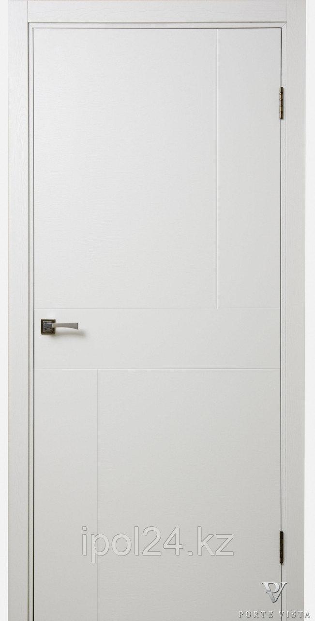 Межкомнатная дверь  Porte Vista Хай-тек (Сканди 1)