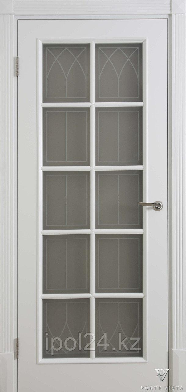 Межкомнатная дверь  Porte Vista СОЛЕНТО 4