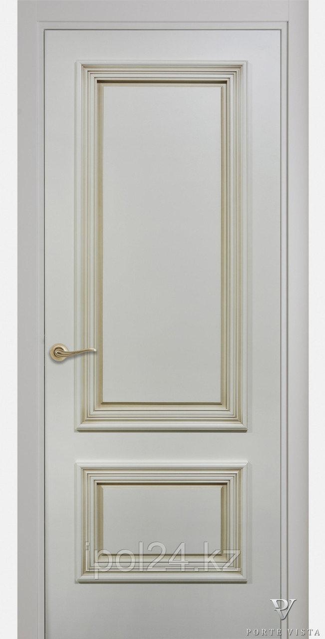 Межкомнатная дверь  Porte Vista ФРАНЧЕСКА 3D