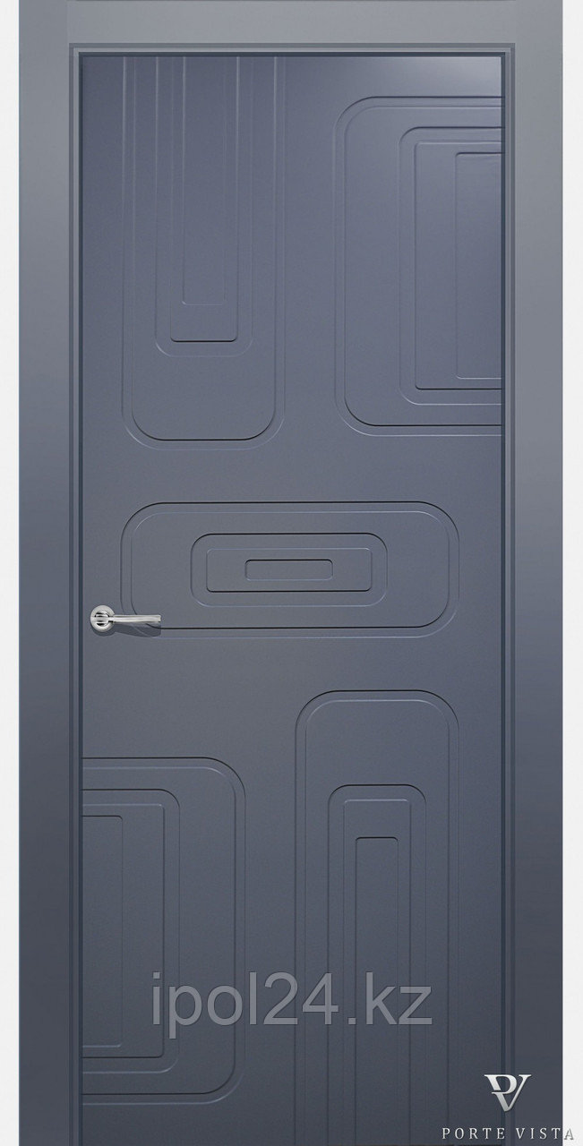 Межкомнатная дверь  Porte Vista Хай-тек АКАРА