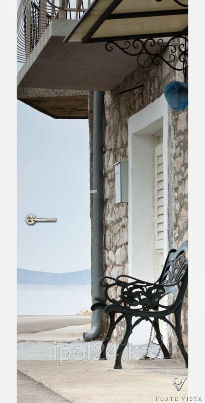 Межкомнатная дверь  Porte Vista INTERIO