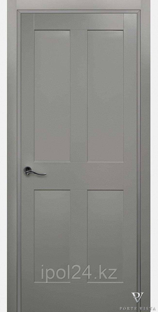 Межкомнатная дверь  Porte Vista СОЛЕНТО 8