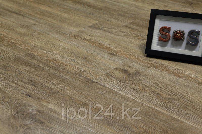 Замковая Кварц-виниловая плитка Floor Click  М 7054-D15 Дуб Эйр