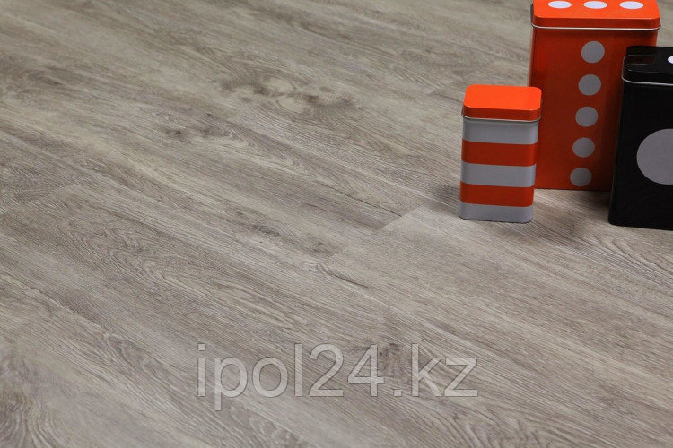 Замковая Кварц-виниловая плитка Floor Click М 7054-1 Дуб Тана