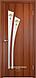"""Межкомнатная дверь Verda Тип С-7  (остекленное """"САТИНАТО"""" Витраж/ Витраж 2), фото 2"""