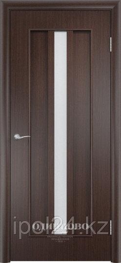 """Межкомнатная дверь Verda Тип С-3о 2  (остекленное """"САТИНАТО"""")"""