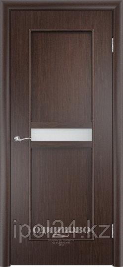"""Межкомнатная дверь Verda Тип С-3о  (остекленное """"САТИНАТО"""")"""