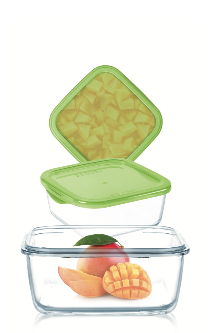 Набор пищевых контейнеров Luminarc Keep'n'Box 3 шт.