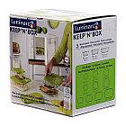 Набор пищевых контейнеров Luminarc Keep'n'Box 3 шт. , фото 3