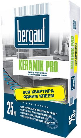 Bergauf клей Keramik 25кг, фото 2