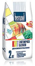 Bergauf Кitt  2кг белая затирка для швов