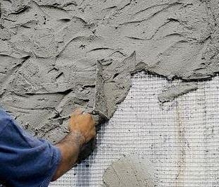 АлпаMix штукатурка цементная 25кг, фото 2