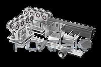 Консольная система РОЛТЭК  ЭКО 69*59*3,5 до 370 кг