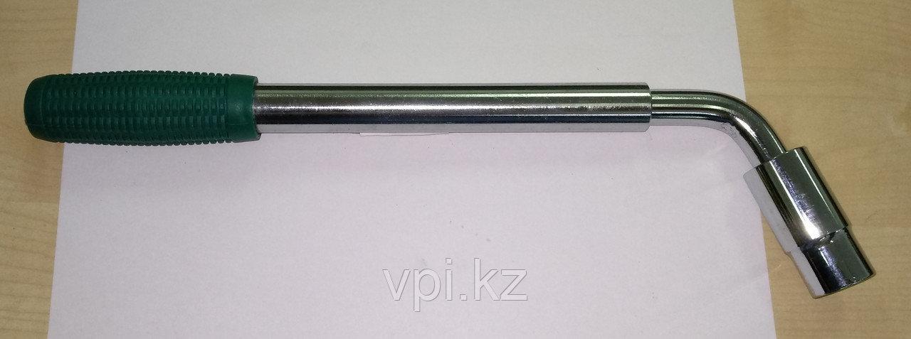 Г-образный баллонный ключ с телескопической ручкой De&Li