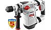 Перфоратор ЗУБР, SDS-plus, вертикальный, 3,5Дж, 730об/мин, 4000уд/мин, 1250Вт, кейс