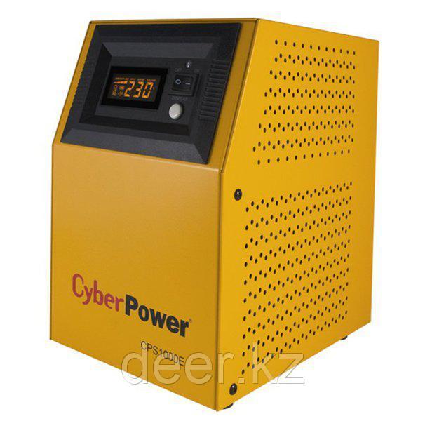 Автоматический инвертор CyberPower CPS 1000E (1000VA/700W) 12В