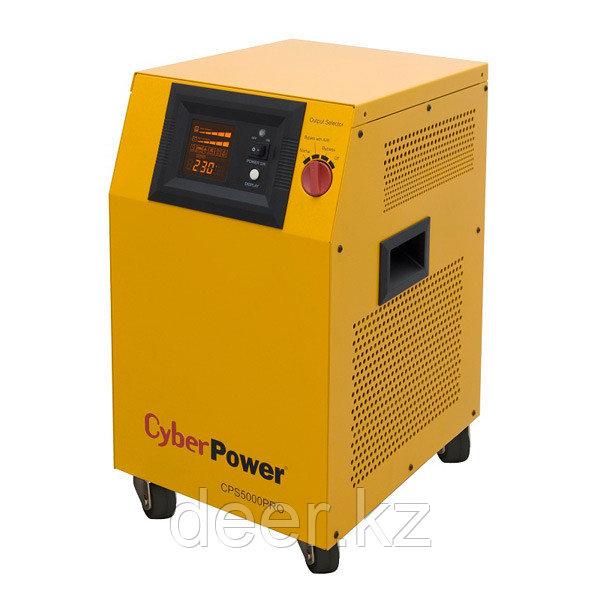 Автоматический инвертор CyberPower CPS 5000 PRO (5000VA/3500W) 48В