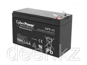Аккумулятор CyberPower 12V100Ah (330х173х220 мм, 32,0 кг) GP100-12