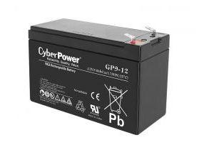 Аккумулятор CyberPower 12V55Ah (229x138x211 мм., 16,5 кг) GP55-12