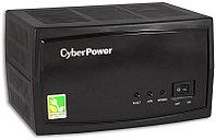 Стабилизатор напряжения CyberPower AVR1000E, релейный, LED, мощность 2000VA/2000W