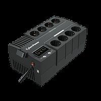 Резервный ИБП, CyberPower BS650E, выходная мощность 650VA/360W