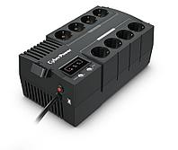 Резервный ИБП, CyberPower BS450E, выходная мощность 450VA/270W