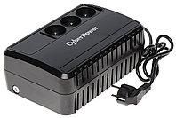 Интерактивный ИБП, CyberPower BU600E, выходная мощность 600VA/360W