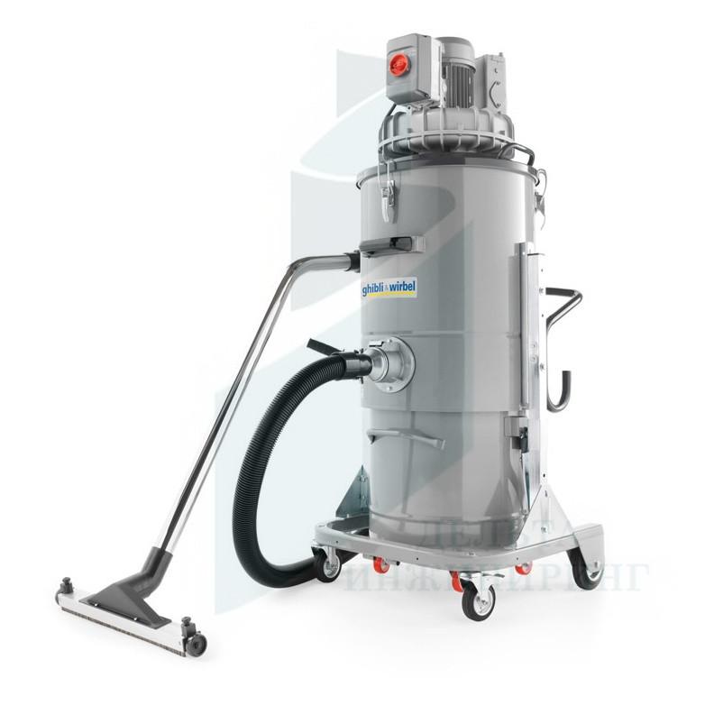Промышленный пылесос Ghibli POWER INDUST  60TP grade H