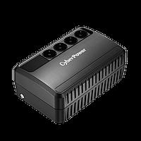 Интерактивный ИБП, CyberPower BU1000E, выходная мощность 1000VA/600W