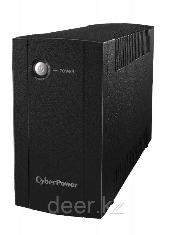 Интерактивный ИБП, CyberPower UT650EI, выходная мощность 650VA/360W