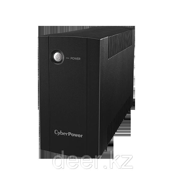 Интерактивный ИБП, CyberPower UT850E, выходная мощность 850VA/425W