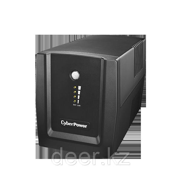 Интерактивный ИБП, CyberPower UT1500EI, выходная мощность 1500VA/900W