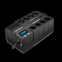 Интерактивный ИБП, CyberPower BR700ELCD, выходная мощность 700VA/420W