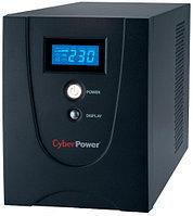 Интерактивный ИБП, CyberPower VALUE1200ELCD, выходная мощность 1200VA/720W