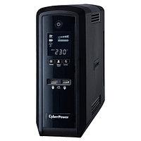 Интерактивный ИБП, CyberPower CP1500EPFCLCD, выходная мощность 1500VA/900W