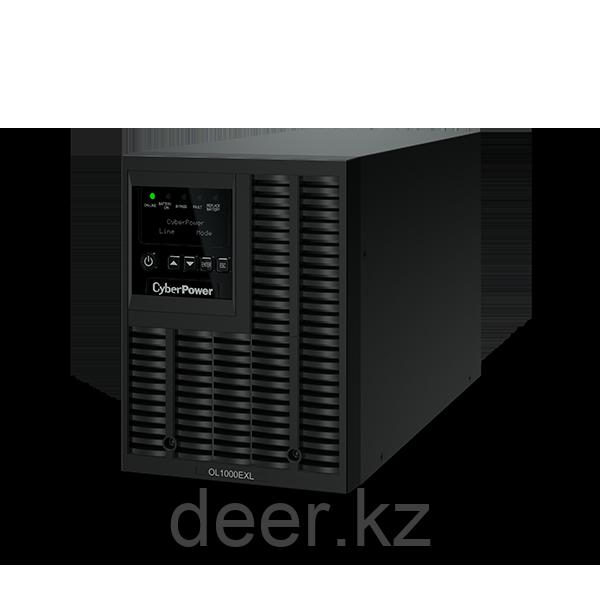 Online ИБП CyberPower OL1000EXL, мощность 1000VA/900W