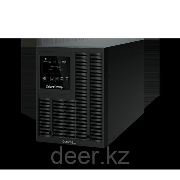 Online ИБП CyberPower OL1500EXL, мощность 1500VA/13500W