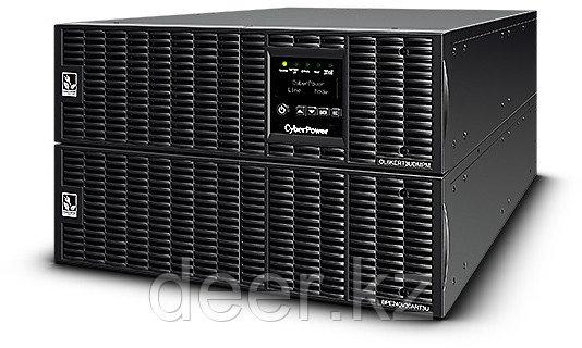 Online ИБП CyberPower OL6000ERT3UDM, Мощность: 6000VA/5400W