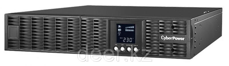 Online ИБП CyberPower OLS1500ERT2U, мощность 1500VA/1200W