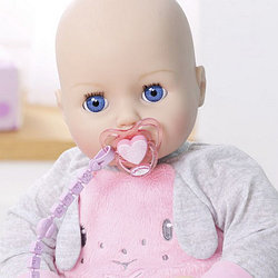 Zapf Creation Baby Annabell 700-785 Бэби Аннабель Соска с цепочкой