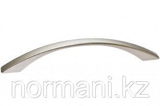 Ручка-скоба 96 мм, отделка никель матовый