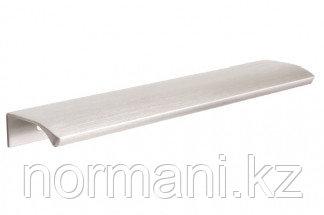 Ручка-скоба L.200мм, отделка сталь шлифованная