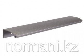 Ручка-скоба L.200мм, отделка антрацит шлифованный