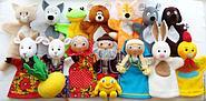 Кукольный Домашний Театр