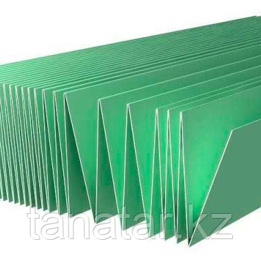 Подложка пенополистирол зеленый