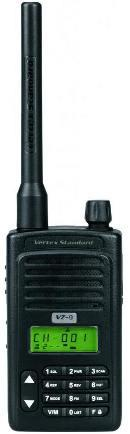 Радиостанция носимая Vertex Standard VZ-9-G6-1