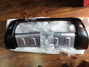 Диффузор на передний бампер RAV4 (XA30) 2006 - 2013